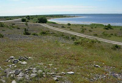 Invasiestrand Saaremaa