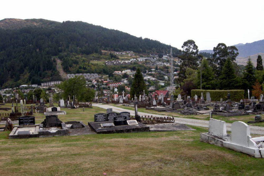 Oorlogsgraven van het Gemenebest Queenstown Cemetery