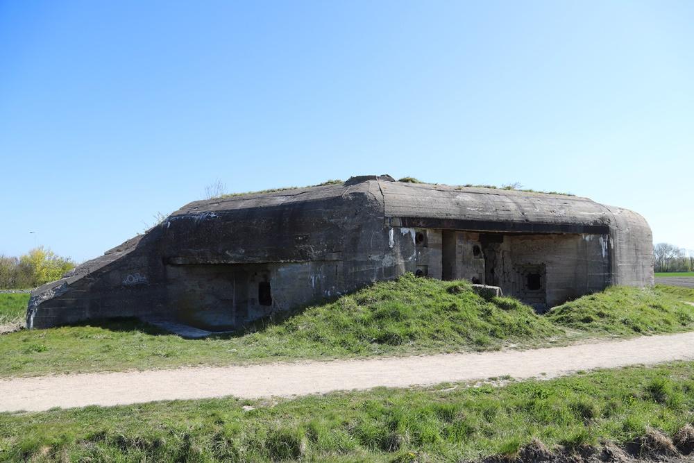 Landfront Vlissingen - Stützpunkt Kolberg - Bunker 1 type 631