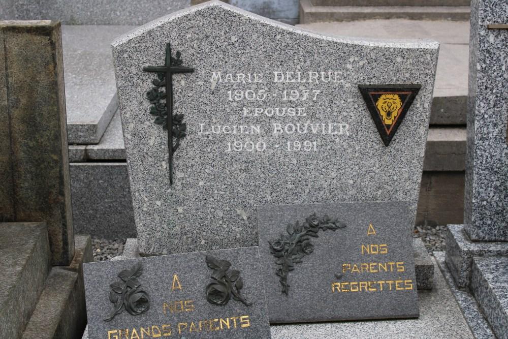 Veteran War Graves La Glanerie