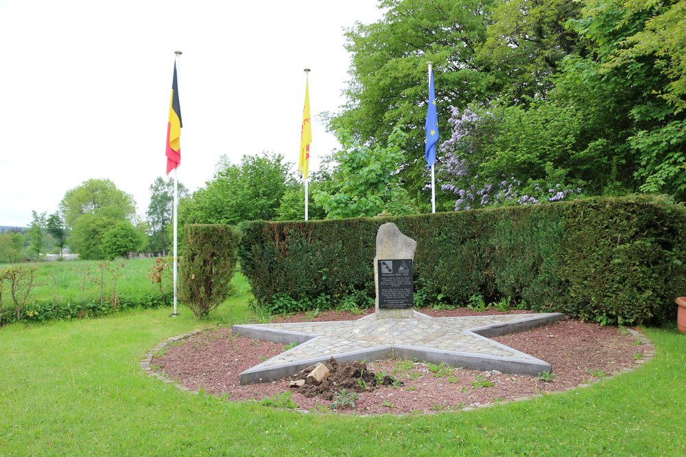 Memorial 75th Infantry and 3rd Armored Division