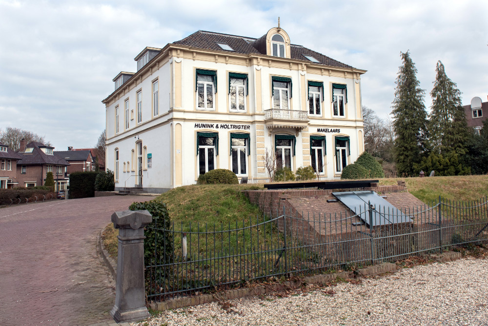Former Villa & Bunker Arthur Seyss-Inquart