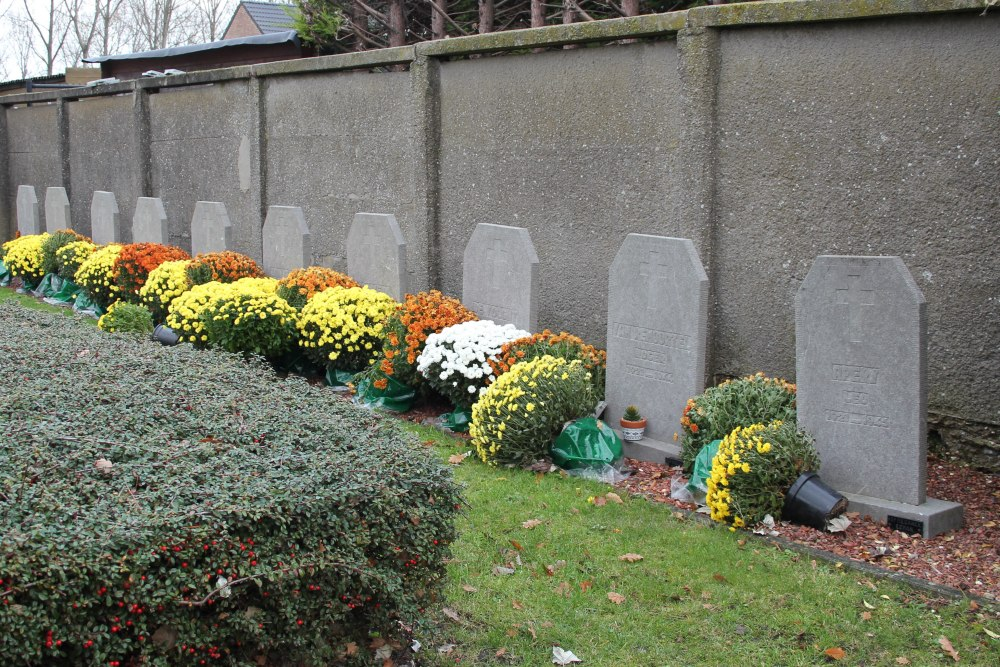 Veteran War Graves Kallo