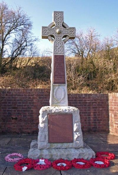 War Memorial Dunlop