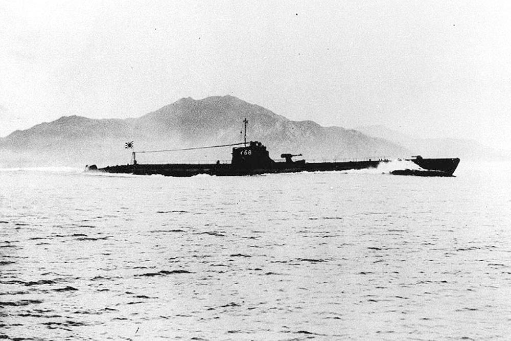 Scheepswrak Onderzeeboot I-168