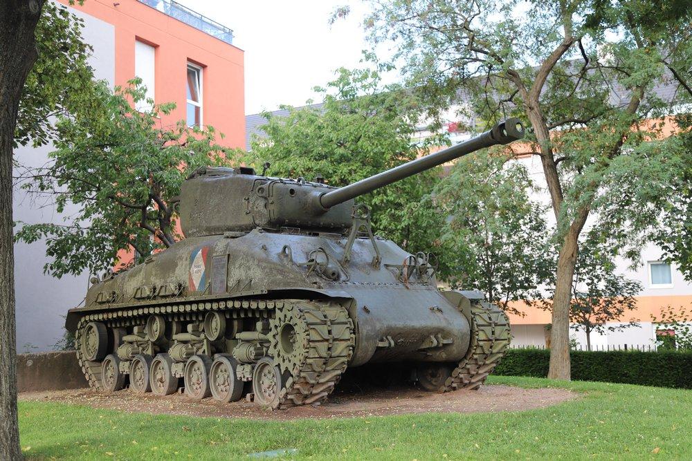 M4A1E8 Sherman Tank Colmar