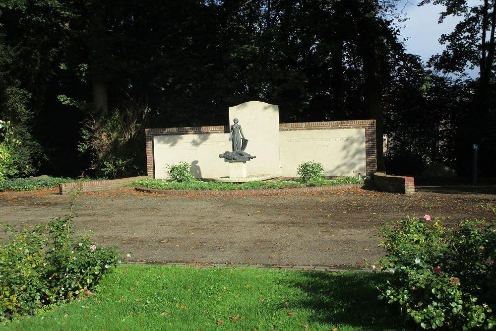 Oorlogsmonument Steenwijk