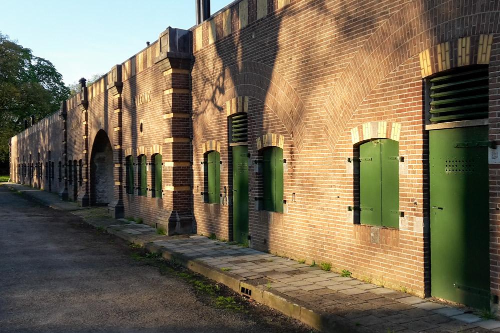 Fort bij Rhijnauwen