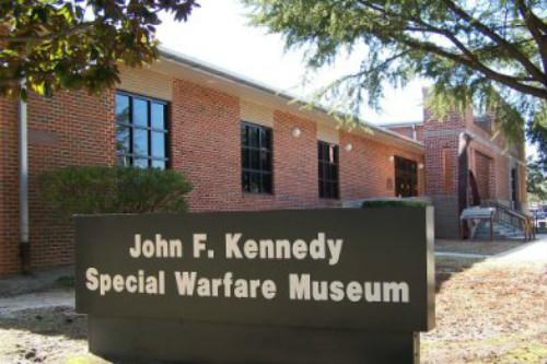 U.S. Army John F. Kennedy Special Warfare Museum