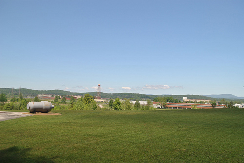 K-25 Uranium Verrijkingsfabriek