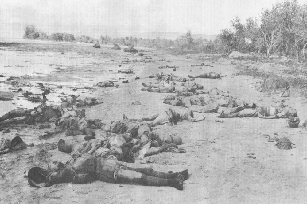 Mouth of Matanikau Battlefield