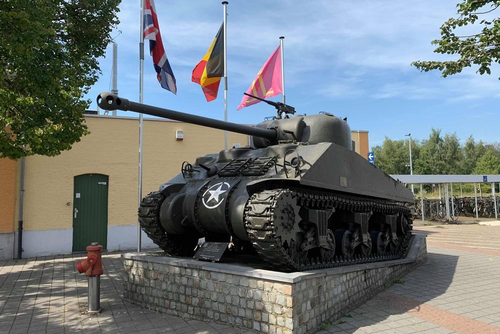 Sherman Firefly Tank Leopoldsburg