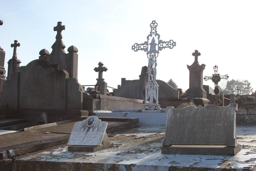 Veteran War Graves Boncelles
