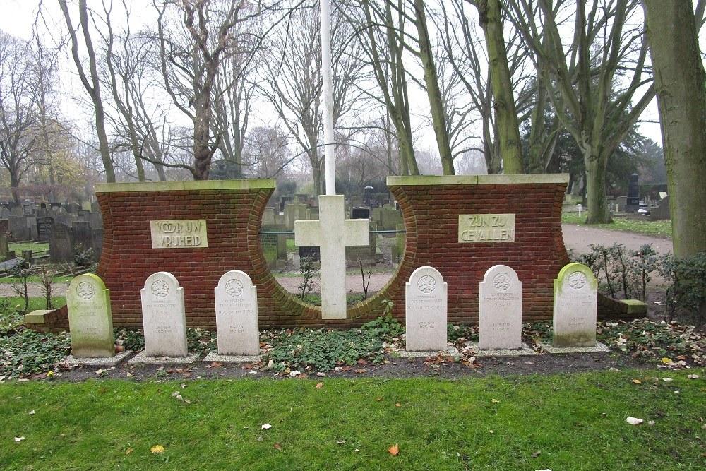 Nederlandse Oorlogsgraven Vlaardingen
