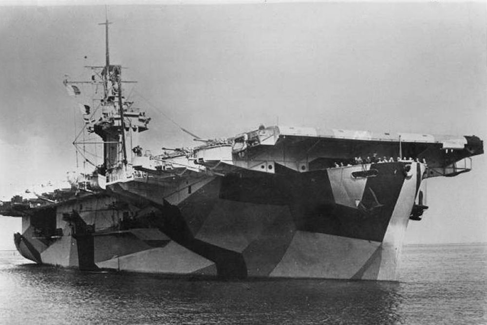 Shipwreck U.S.S. St. Lo (CVE-63)