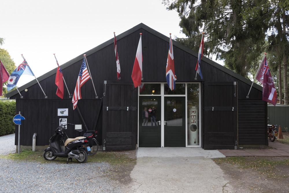 Glidermuseum Wolfheze komt gestaag van de grond