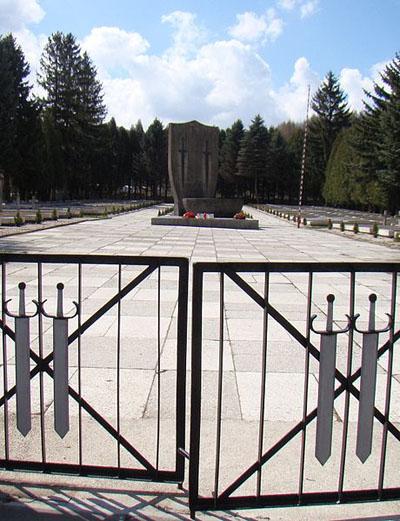 Russian-Polish War Cemetery Baligród