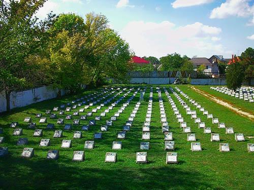 Sovjet Oorlogsbegraafplaats Simferopol