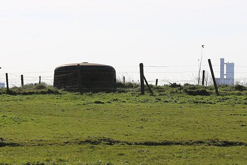 Atlantikwall - Regelbau 634 Bunker