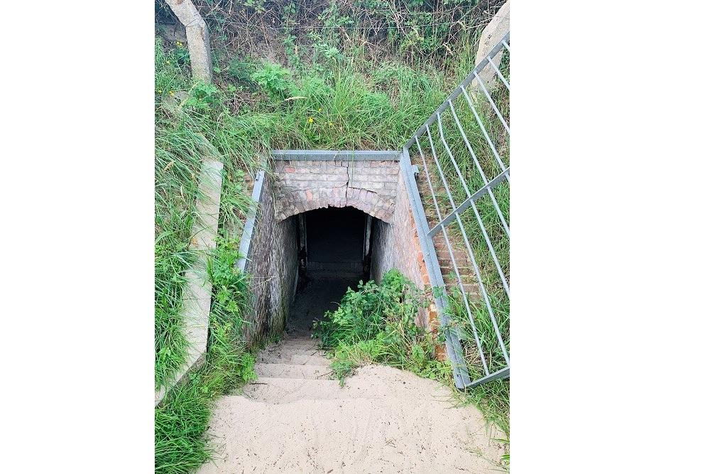 Bunker Bunkerroute De Punt Ouddorp