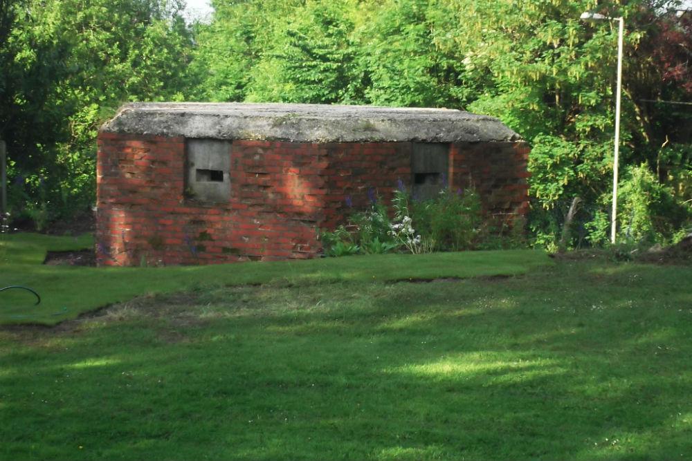 Pillbox Newbury St