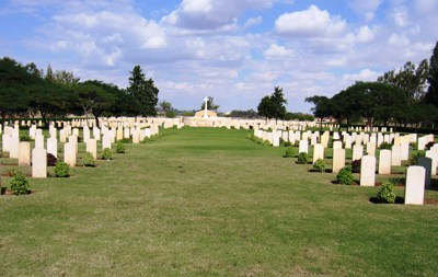 Commonwealth War Cemetery Moascar
