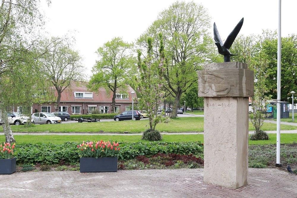 War Memorial Meteorensingel Amsterdam