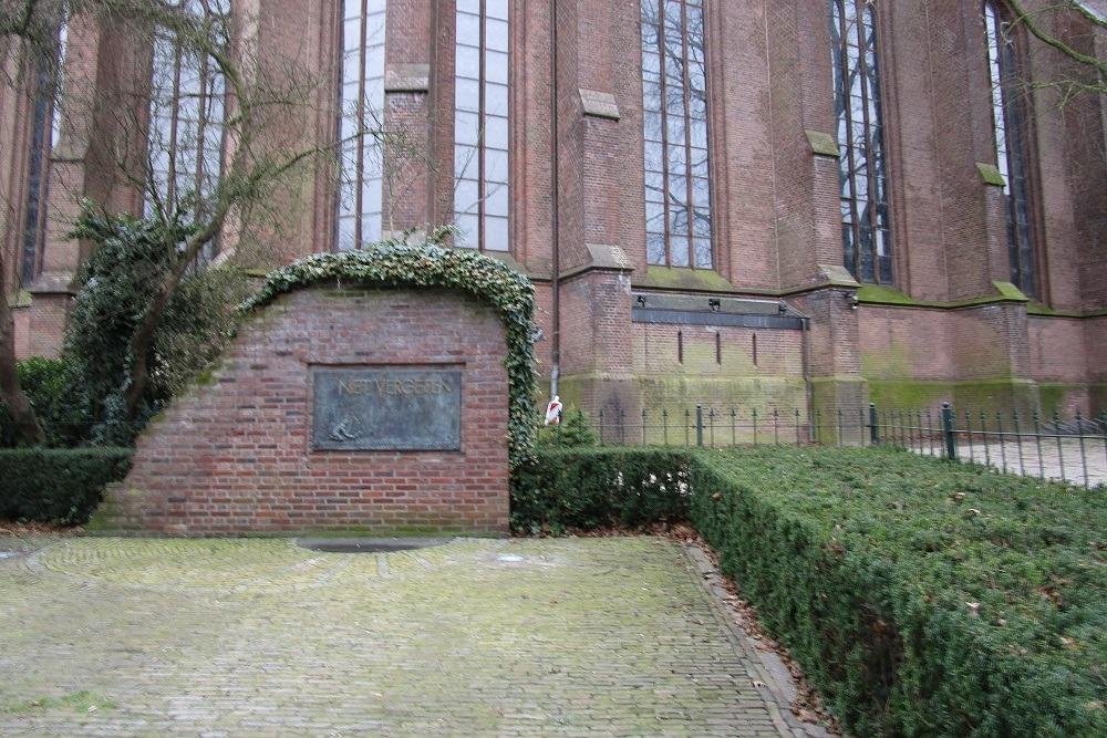 Memorial Victims Bombardments Hengelo