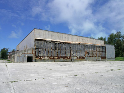 Seaplane Hangar