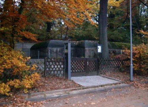 SS-Command-Bunker Wiesbaden
