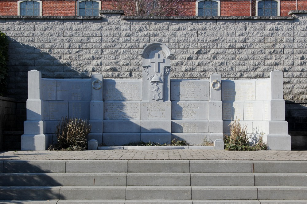 War Memorial Lubbeek
