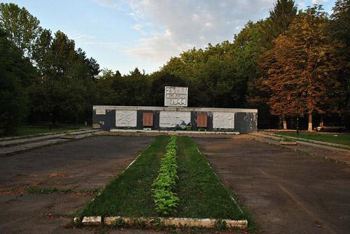 Bevrijdings- en Oorlogsmonument Mukachevo