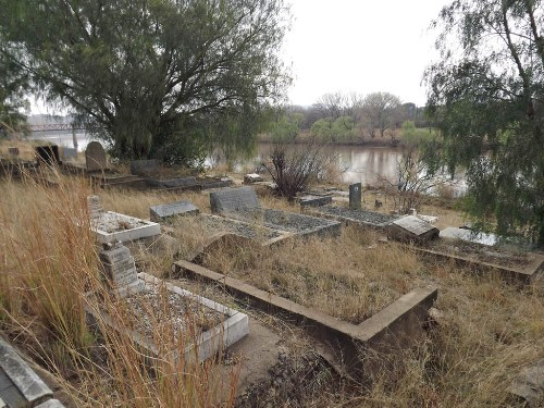 Commonwealth War Graves Aliwal North Cemetery