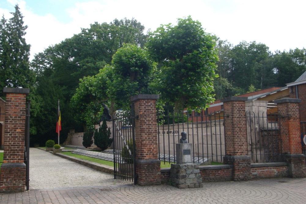 Belgische Oorlogsgraven Schiplaken