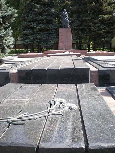 Cemetery of Honour Gomel