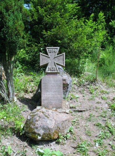 War Memorial Büschkapelle