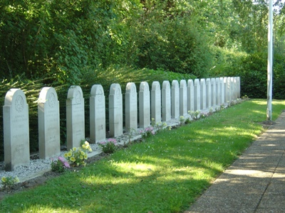 Dutch War Graves Dubbeldam