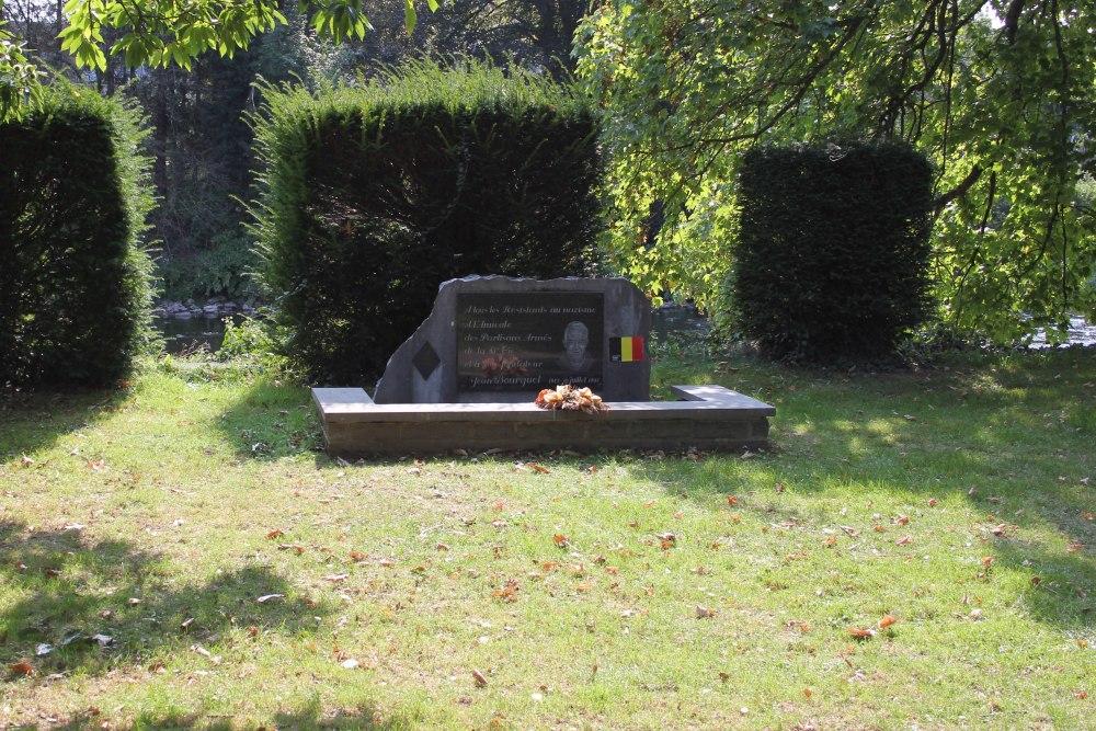 Monument van de Weerstand Aywaille