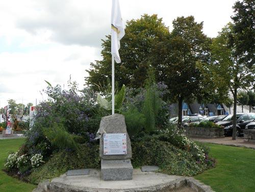 Liberation Memorial Honfleur
