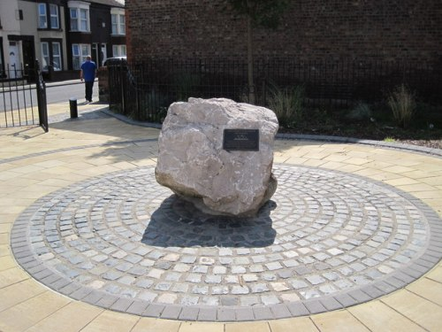 Monument Slachtoffers Bombardement Bootle
