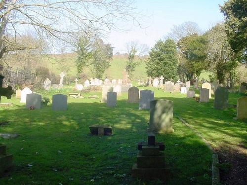 Commonwealth War Graves St Peter New Churchyard