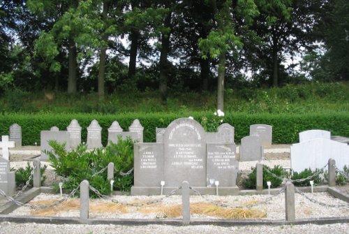 Civilian casualties Memorial `s-Gravenpolder