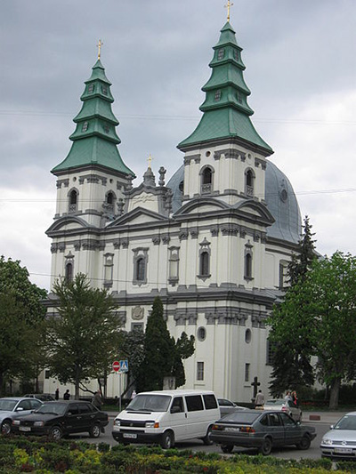 Kathedraal Ternopol
