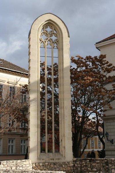 Ruïne St. Mary Magdalene Kerk