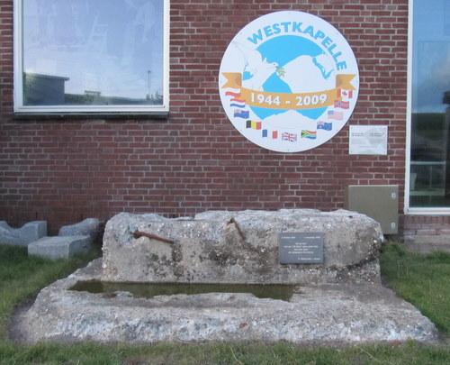 Gedenksteen Molen de Roos