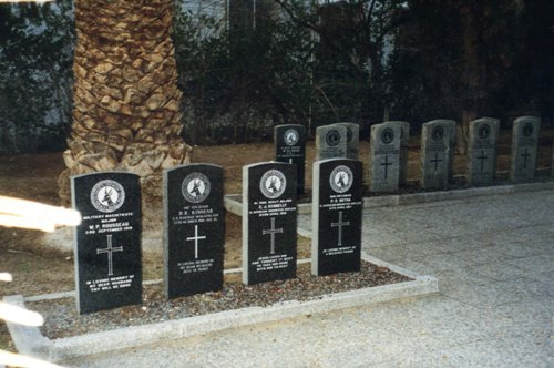 Commonwealth War Graves Windhoek