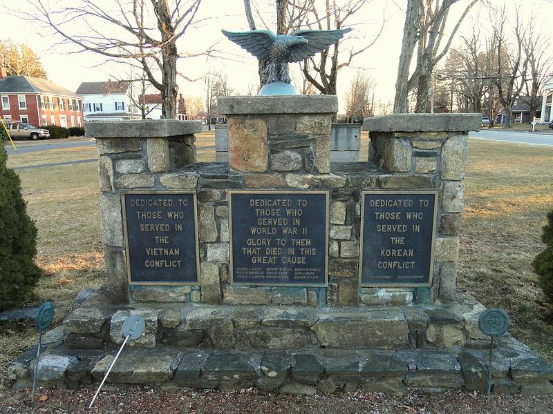 War Memorial Brookfield