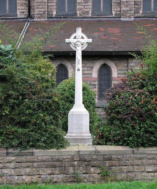 Oorlogsmonument St. George Church