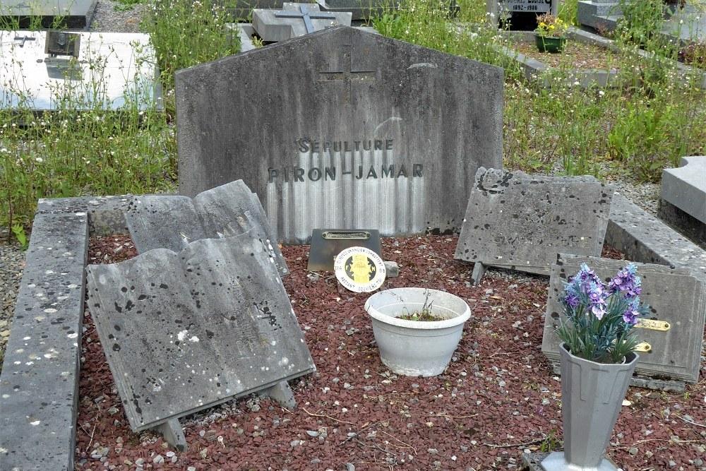 Belgian Graves Veterans Baronville