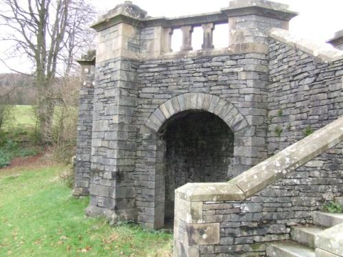 Remains Grizedale Hall